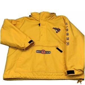 Vintage Disney Tigger Winter Coat Sz M